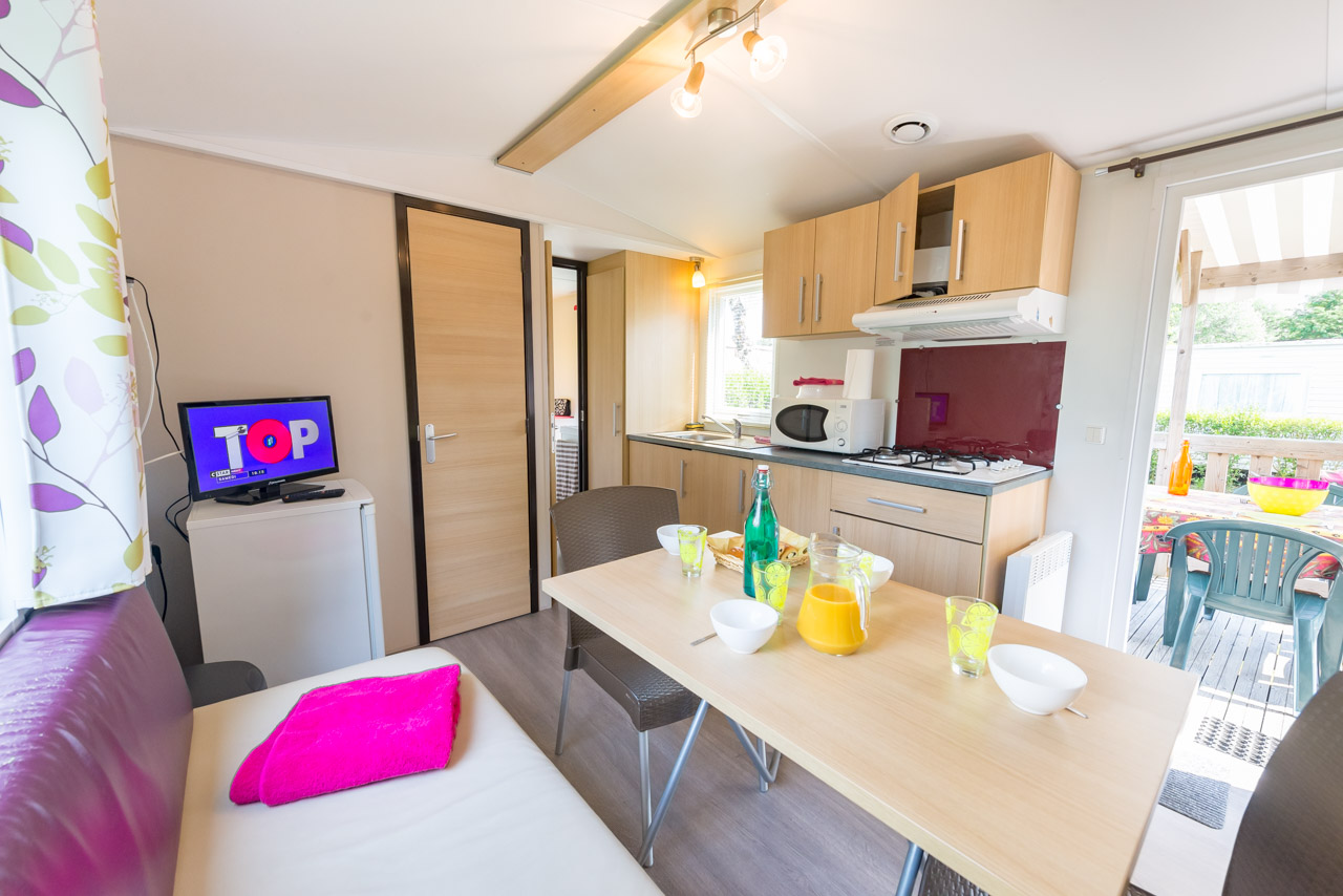 Mobil Home 2 CH 23M²