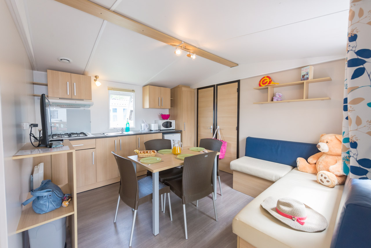 Mobil Home 2 CH 25m²