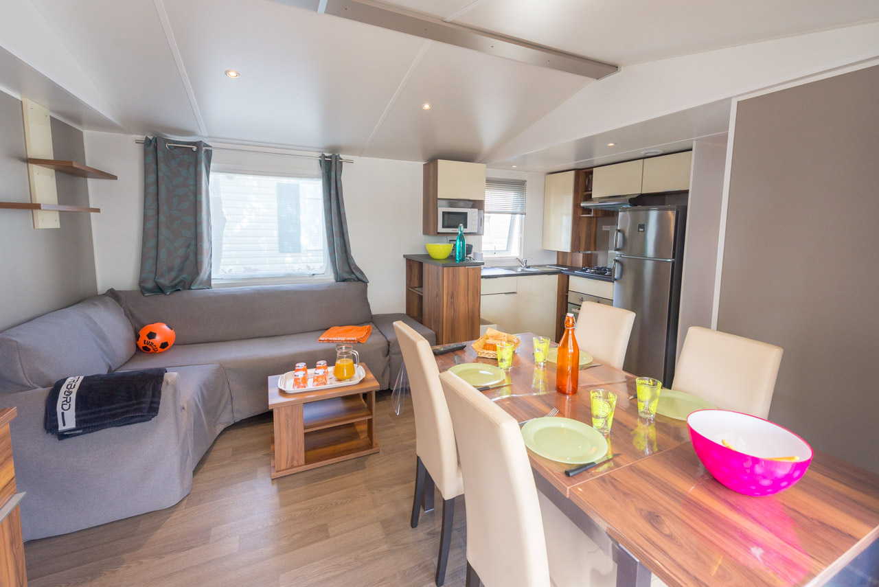 Mobil Home 3 CH 40m²